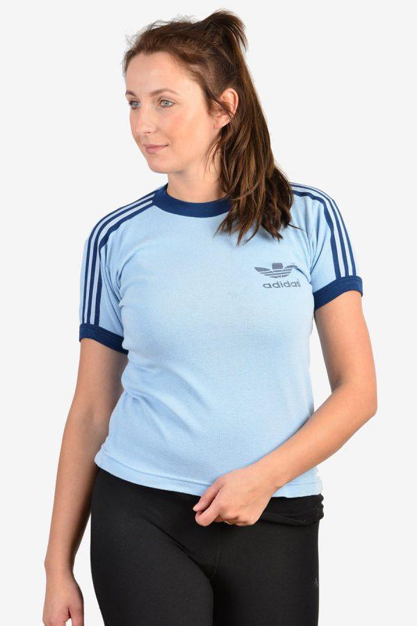 Women's 1970's Adidas t shirt