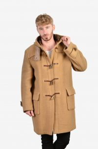 Men's 1970's duffle coat