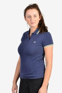 Vintage Fred Perry women's polo shirt