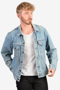 Vintage Levi's 70503 denim jacket