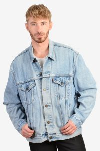 Vintage Levi 70503 denim jacket