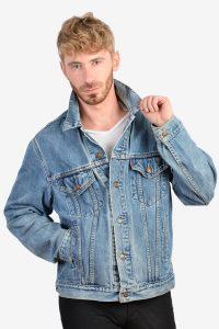 Vintage Levi's 70503 denim trucker jacket