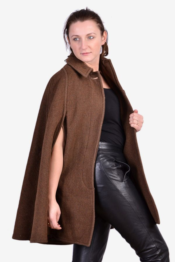 Vintage 1960's Gloverall cape