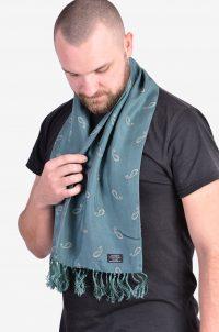 Vintage Tootal paisley scarf