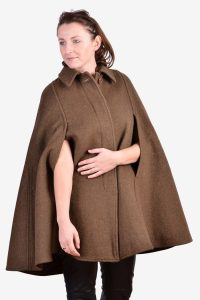 Vintage gloverall cape