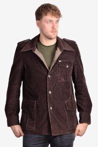 Vintage men's corduroy jacket