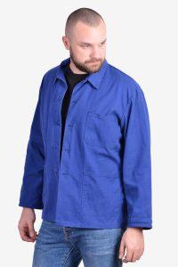 Vintage 1980's chore work jacket