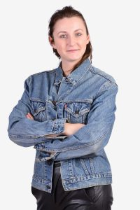 1970's women's denim jacket