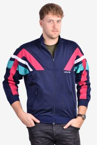 Retro Adidas track jacket