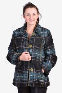Vintage Laura Ashley coat