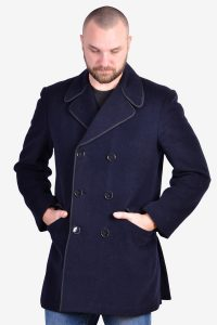 Vintage 1960's pea coat