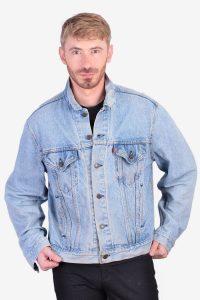 Vintage Levi's 70506 denim jacket
