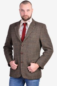 Dunn & Co Harris Tweed jacket