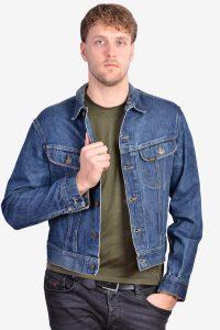 Vintage Lee Storm Rider denim jacket