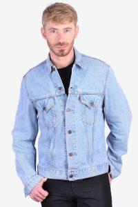 Men's 1970's Levi's denim jacket