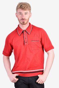 Vintage 1970's men's polo shirt