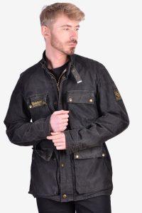 Vintage Belstaff Roadmaster II wax jacket