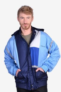 Retro Adidas windbreaker jacket