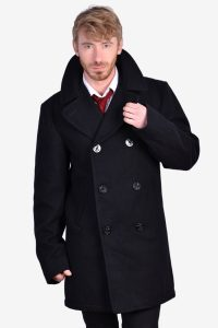 Vintage Major Coat Co pea coat