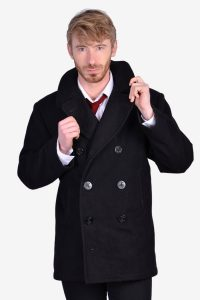 Major Coat Co pea coat