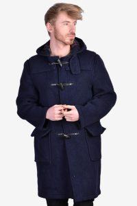 Vintage Gloverall men's duffle coat