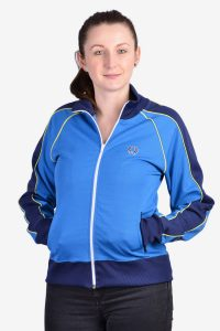 Women's vintage Fred Perry track jacket