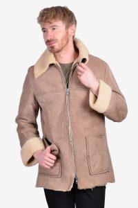 1970's sheepskin coat