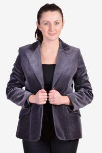 Vintage Quality Fashions velvet jacket