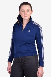 Women's vintage Adidas track jacket