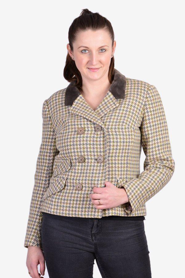 Vintage 1950's tweed jacket