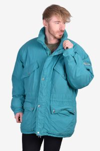 Fila Magic Line green coat
