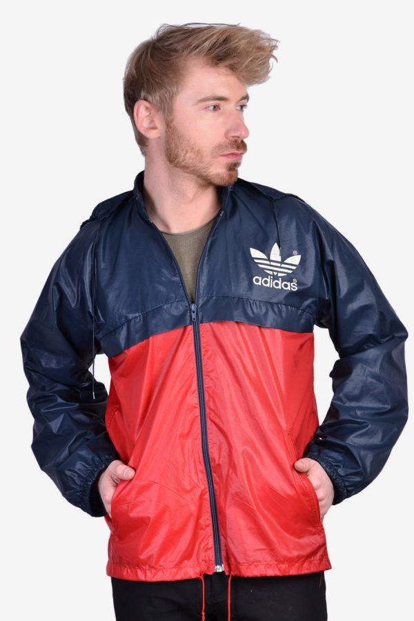 Retro 1980's Adidas windcheater jacket