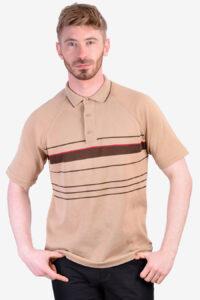 Vintage 1970's retro polo shirt