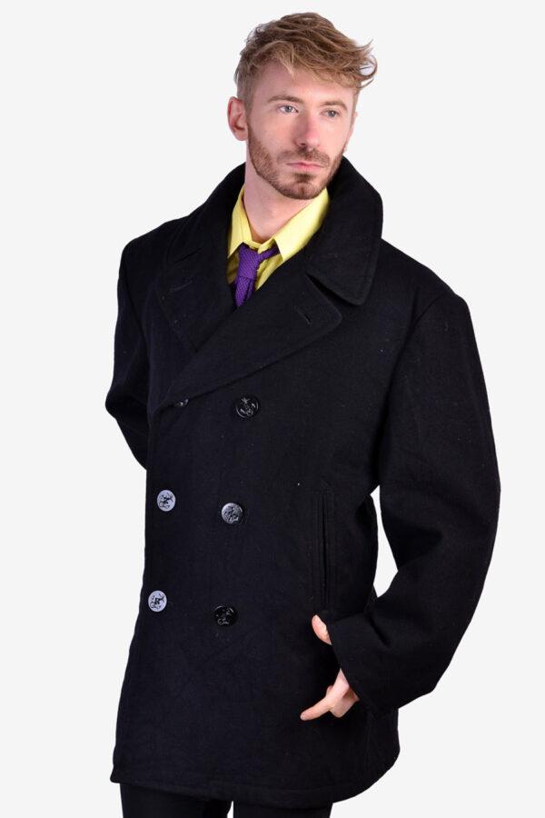 Vintage Sterlingwear Of Boston pea coat