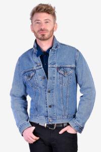 1970's Levi's denim jacket