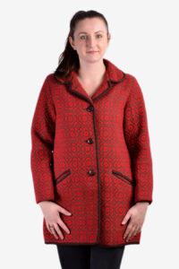 Vintage Reseta Welsh Woollens coat