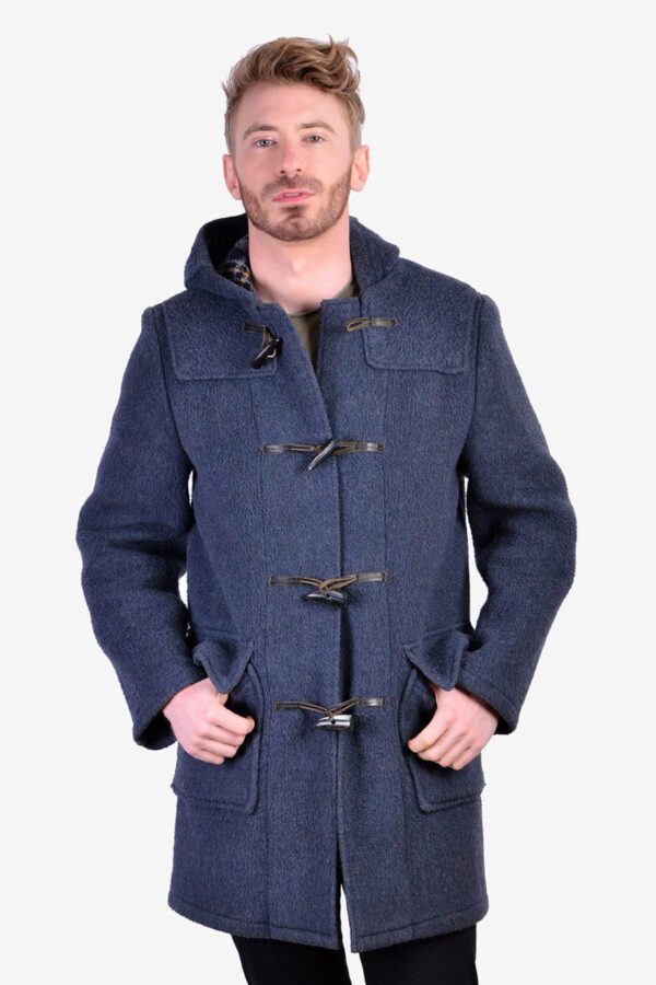 Men's 1970's duffle coat