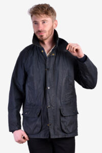 Vintage Barbour Bedale A105 wax jacket