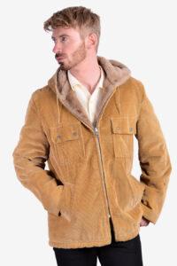 Vintage 1970's corduroy coat