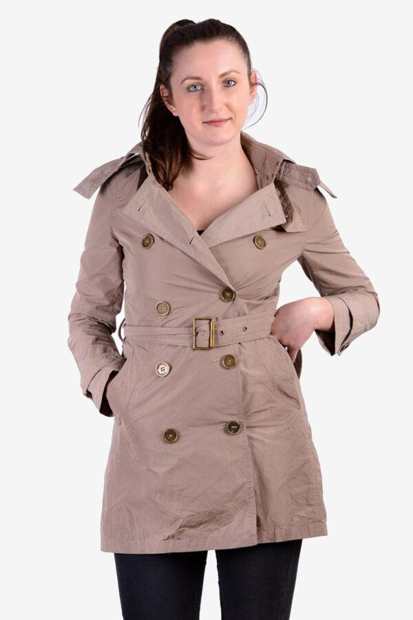 Vintage Burberry Brit trench coat
