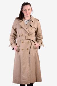 Vintage women's Burberrys trench coat