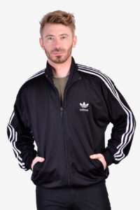 Vintage Adidas Firebird track jacket