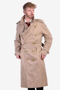Men's vintage Burberrys trench coat