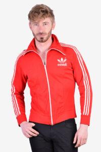 Adidas Europa red track jacket