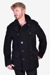 Vintage Ralph Lauren pea coat