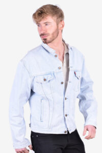 Vintage Levi's stonewash denim jacket