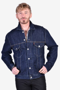 Vintage Levi 72510 denim jacket