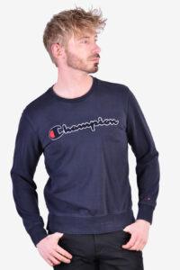 Vintage Champion black sweatshirt