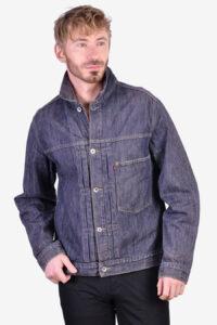Vintage Levi's 70501 denim jacket