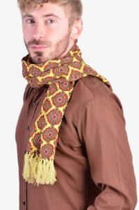Vintage 1960's mod scarf